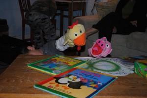 family-farm-puppets